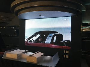 新宿区 飲食店 様 LEDビジョン
